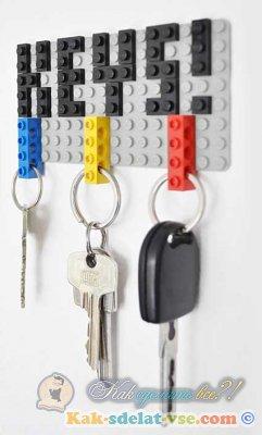 Как сделать брелок для ключей?