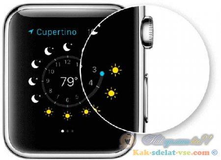 Как сделать скриншот на Apple Watch?