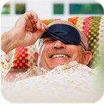 Как сделать маску для сна?