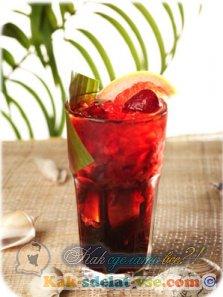 Как сделать летний напиток?