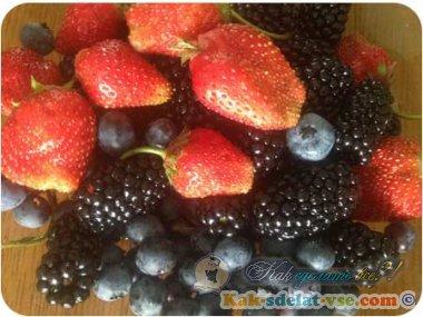 Как заморозить ягоды?