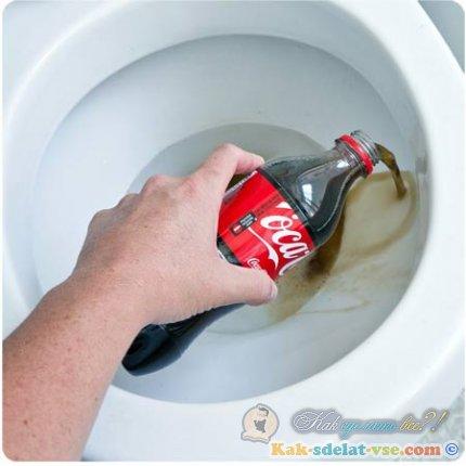 Как использовать кока-колу?