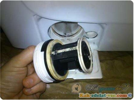 Как чистить стиральную машину?
