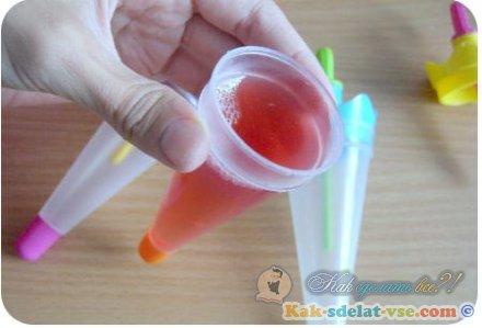 Как сделать мороженое стаканчик фото 663