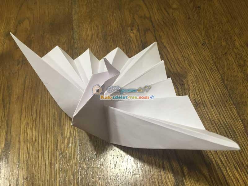 Изделья из бумаги инструкция