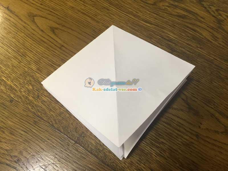Видео как сделать лебедя из бумаги