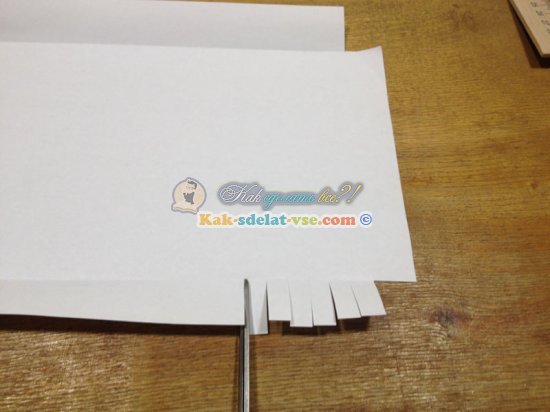 Как сделать цилиндр из бумаги?