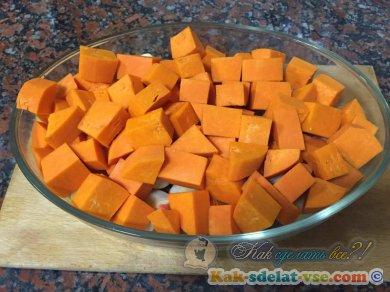 Как приготовить тыкву в духовке?