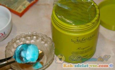Как сделать ламинирование волос желатином?