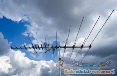 Как усилить сигнал антенны?