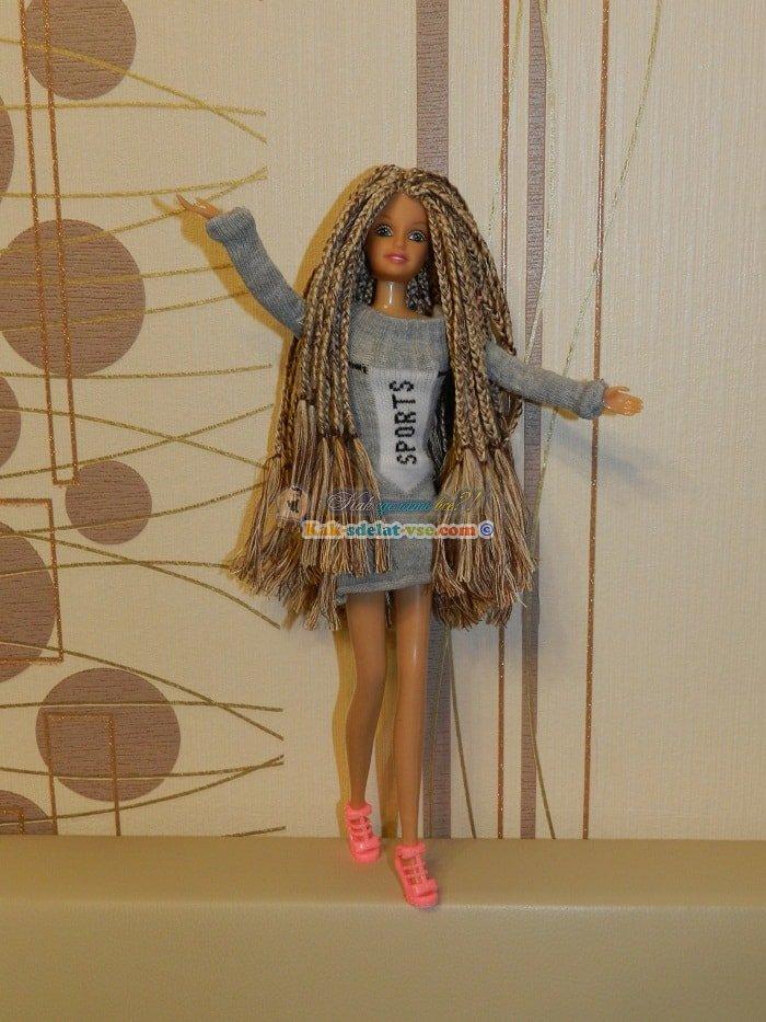 Как сшить одежду для кукол: выкройки, фото, видео 45