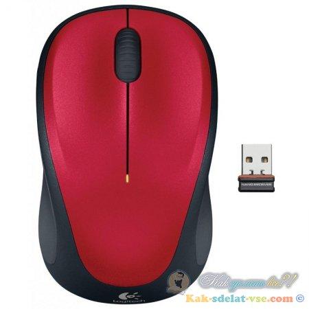 Как подключить мышку к планшету?