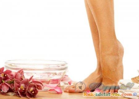 Как бороться с грибком на ногах?