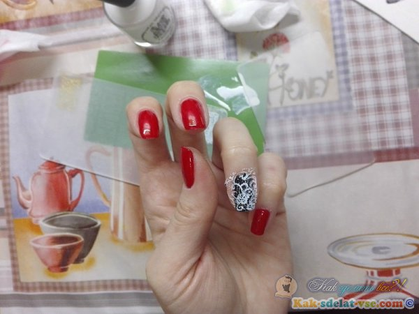Как пользоваться стемпингом для ногтей?