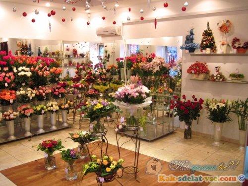 Как привлечь клиентов в магазин цветов?