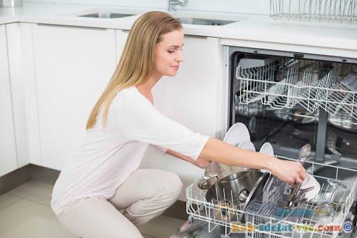 Посудомоечная машина не сливает воду - как решить проблему